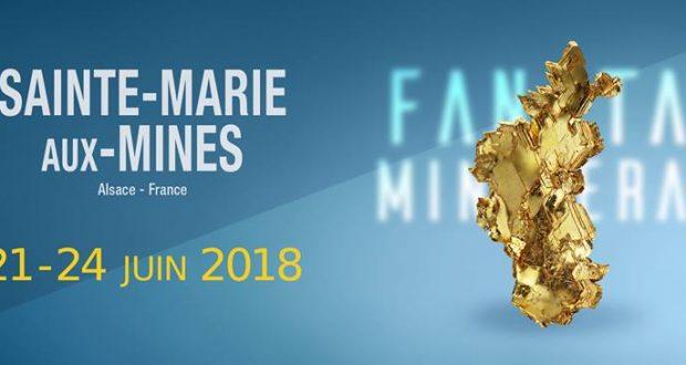 Rendez-vous du 21 au 24 juin à Sainte-Marie-aux-Mines pour l'événement Mineral & Gem. Une manifestation incontournable où plus de 1 000 exposants venus de 53 pays côtoient près de 30 000 visiteurs
