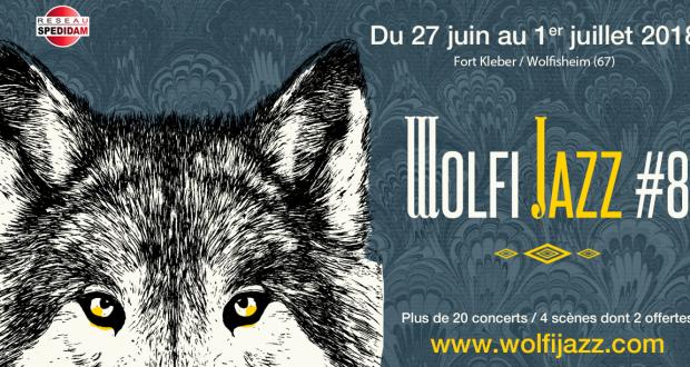 Du 27 juin au 1er juillet, le Fort Kléber de Wolfisheim ouvrira à nouveau ses portes pour 5 jours de concerts, de découvertes, et de moments partagés à l'occasion du festival Wolfijazz.