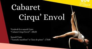 Pour clôturer la saison 2017/2018 de manière festive, Graine de Cirque organise, comme chaque année, deux soirées de cabaret.