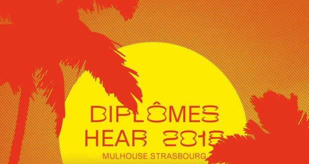 Les palmiers, le coucher de soleil, la mer… ça sent les vacances à la HEAR! Avant de quitter l'école, les étudiants investissent les murs de la Haute Ecole des Arts du Rhin pour présenter au public leurs univers artistiques, du 29 juin au 1er juillet.