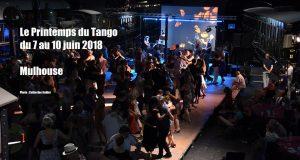 Le Printemps du Tango revient ensoleiller la ville de Mulhouse à l'occasion de la 6e édition de son festival, qui se tiendra du 7 au 10 juin.
