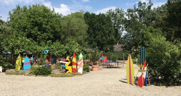 Cet été, rendez-vous du côté du Parc de Pourtalès pour un événement plutôt original : Pourtalès côté Plage. Ce nouveau lieu de vie éphémère (ouvert jusqu'au 31 août) prend place au cœur du domaine du Château de Pourtalès.