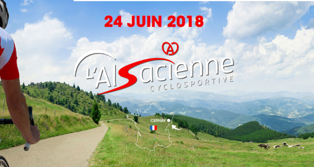 L'édition 2018 de l'Alsacienne, la course cyclosportive des Vosges