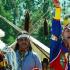 Le temps d'un week-end, du 3 au 6 août, le plan d'eau de Steinbourg prendra des allures de réserve indienne à l'occasion de la 21e édition du Festival Pow Wow.