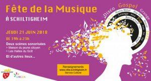 Fête de la musique Schiltigheim