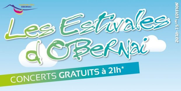 On reprend les mêmes et on recommence. Fortes de leur succès de par leur éclectisme, les Estivales d'Obernai sont de retour cette année et proposeront une fois de plus quatre concerts-spectacles gratuits en plein air, sur la place du marché d'Obernai.