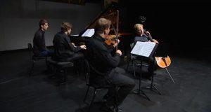 Le Relais Culturel de Wissembourg, la Nef, accueillera cette année encore le Fes- tival de Musique de Wissembourg à l'occasion de sa 14e édition, qui se tiendra du 12 août au 2 septembre