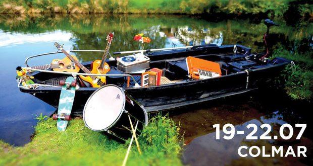 La plus grande terrasse culturelle de Colmar revient du 19 au 22 juillet dans la joie et la bonne humeur avec toujours le même programme qui fait son succès :
