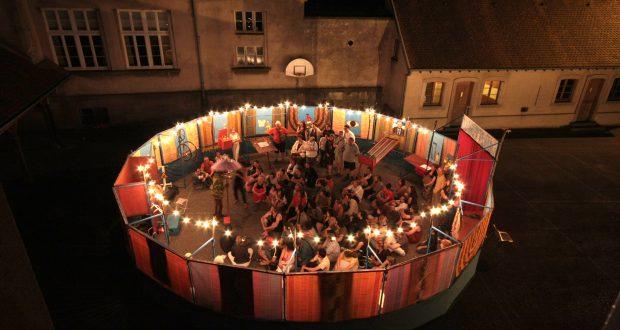 Danse, cirque, musique, théâtre, et performances en tout genre, s'installeront au sein de la Cité du Bollwerk durant trois jours, du 12 au 15 juillet à l'occasion du festival Scènes de Rue.