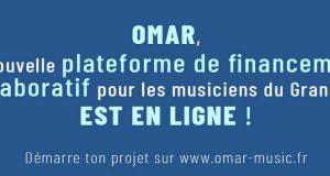 Après un premier concours musical lors de la fête de la musique, la plateforme decrowdfunding dédiée aux musiciens du Grand Est, OMAR, revient avec un nouvel appel à candidatures, cette fois-ci pour un concours musical organisé sur la Foire Européenne de Strasbourg.