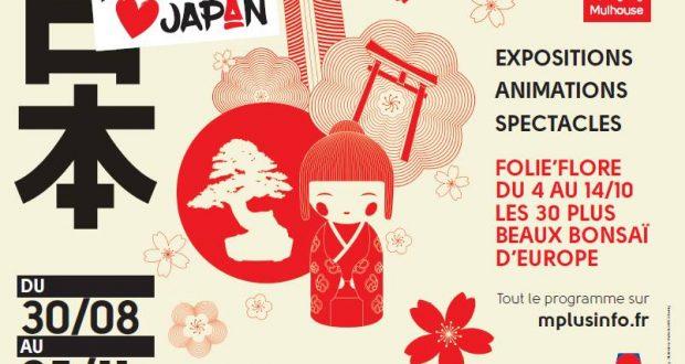 À l'occasion des 160 ans de relation diplomatique entre la France et le Japon, de nombreuses manifestations sont organisées à travers la France. Mulhouse n'est pas en reste, et propose de nombreux événements culturels sur le thème du Japon.