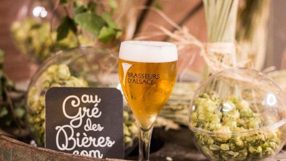 Les Brasseurs d'Alsace vous donnent rendez-vous les 21 et 22 septembre pour leur événement Au Gré des Bières dans un lieu inédit... le nouveau Quai des Bateliers à Strasbourg !