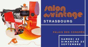 Le Salon du Vintage est de retour à Strasbourg pour une nouvelle édition les 22 et 23 septembre au Palais de la Musique et des Congrès.
