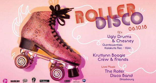 Après deux éditions, en 2011 au dernier étage du parking Wodli et 2012 au Zénith Europe de Strasbourg, les Roller Disco Party reprennent du service !
