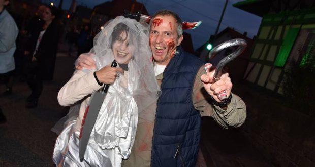 Le samedi 27 octobre, rendez-vous à Soufflenheim pour la 3e édition de La Froussarde, la course spéciale Halloween organisée par l'association « Esprit Run Soufflenheim ».