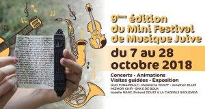 Le judaïsme puise en Alsace une place historique exceptionnelle, notamment dans le milieu rural. Seul événement avec une aussi grande programmation sur le thème de la musique traditionnelle juive dans la région, le Mini Festival de Musique Juive propose un programme varié...