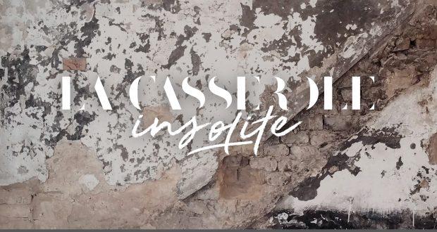 Parenthèse aux formes satinées et brutes, authentiques et raffinées, La Casserole sort de son habituel confort pour étonner dans et autour de l'assiette...