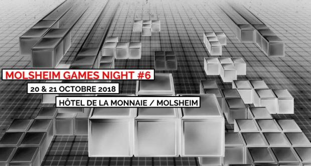 Ce sont les gameurs qui vont être ravis ! La Molsheim Games Night est de retour pour une 6e édition, et se tiendra les 20 et 21 octobre à l'Hôtel de la Monnaie, à Molsheim.