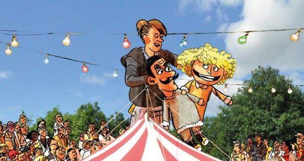 Après avoir commencé sa saison en fanfare, Le Lézard s'apprête à entamer le temps fort de ce premier trimestre, la 9e édition du Festival « Temps Fort Marionnette », du 23 au 27 octobre. Et cette année, le festival se réinvente sous et autour d'un chapiteau !