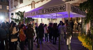 Avez-vous déjà mis les pieds dans la « Grande Boucherie » devenue Musée Historique de la ville de Strasbourg ? D'autant plus de nuit ? C'est ce que Strasbourg Aime ses Étudiants propose aux étudiants, à l'occasion d'une nocturne spéciale, le 25 octobre !