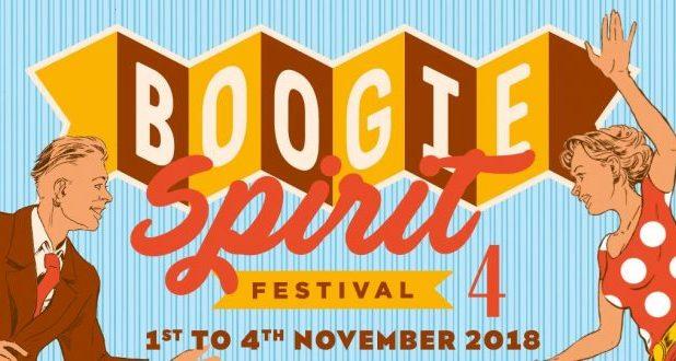 Le Boogie Spirit Festival est de retour pour une nouvelle édition, du 1er au 4 novembre et a décidé cette année de voir les choses en grand !