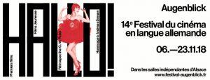 La 14e édition du Festival Augenblick ce tiendra du 6 au 23 novembre dans tous les cinémas indépendants d'Alsace. À l'affiche du festival, 34 œuvres sélectionnées dans le répertoire cinématographique des pays germanophones.