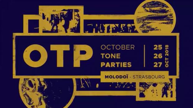 Les October Tone Parties sont de retour ! Après une édition 2016 qui a remporté un franc succès, les soirées du label strasbourgeois reviennent du 25 au 27 octobre au Molodoï pour trois nuits autour des artistes du label quasi-éponyme et une quinzaine de groupes aux esthétiques multiples...