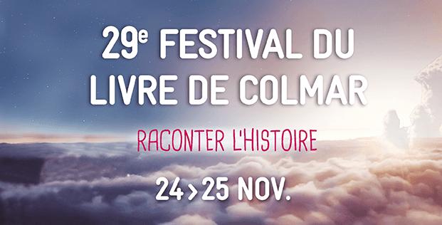 Rendez-vous incontournable de la fin d'année dans le Haut-Rhin, le Festival du Livre est de retour au Parc des Expositions de Colmar les 24 et 25 novembre pour sa 29e édition.