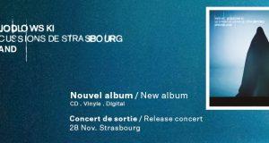 Pour cette douzième édition de Live@Home, qui se tiendra le 28 novembre à 20h30 au Théâtre de Hautepierre, les Percussions de Strasbourg vous proposent de découvrir Ghostland, commande de l'ensemble au compositeur Pierre Jodlowski...