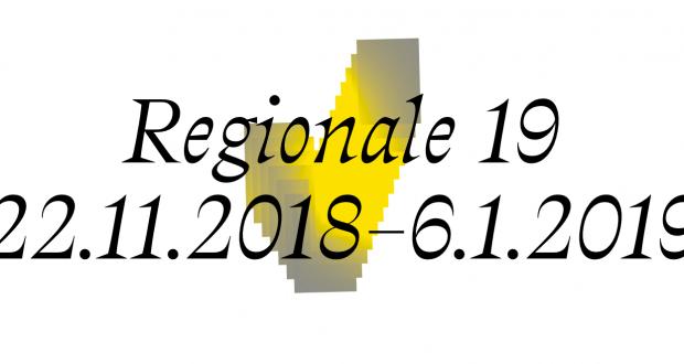 L'exposition d'art Régionale est un projet transfrontalier qui permet à 18 institutions de trois pays (Suisse, Allemagne et France) de présenter chacune des positions artistiques de la région de Bâle et de la région trinationale à la fin de l'année (Suisse du Nord-Ouest, Baden du Sud et Alsace).