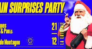 Saviez-vous que l'équipe de Pain Surprises a grandi à Strasbourg ? Après avoir fait leurs armes au sein de la capitale, après avoir remporté de nombreux succès, ils reviennent au bercail pour grande fiesta de Noël !