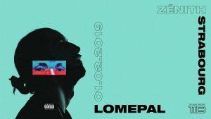 Il est peu probable que vous soyez passés à côté de Lomepal, le rappeur parisien, aussi connu pour son talent pour le skateboard. Dans le cadre de sa tournée des Zéniths, il fera étape dans la capitale alsacienne le 1er février.