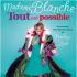 Après le succès de son spectacle Noire !, Nadine Zadi revient avec un nouveau spectacle intitulé Madame Blanche, tout est possible, à découvrir du 6 au 8 février au restaurant La Victoire à Strasbourg, puis au Bateau du Rhin le 9 mars.