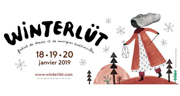 Du 18 au 20 janvier, rendez-vous au Centre Culturel Marcel Marceau de Strasbourg pour la 2e édition de Winterlüt, le festival de danses et de musiques traditionnelles.