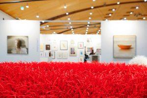 L'un des plus importants salons d'art internationaux en Europe, Art Karlsruhe, se tiendra du 21 au 24 février au Parc des Expositions de Karlsruhe.