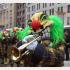 Rendez-vous plus qu'incontournable, inscrit dans l'ADN de la ville, le Carnaval de Bâle se tiendra du 11 au 13 mars ! Chaque année, il plonge, trois jours durant, la cité rhénane dans la plus grande effervescence.