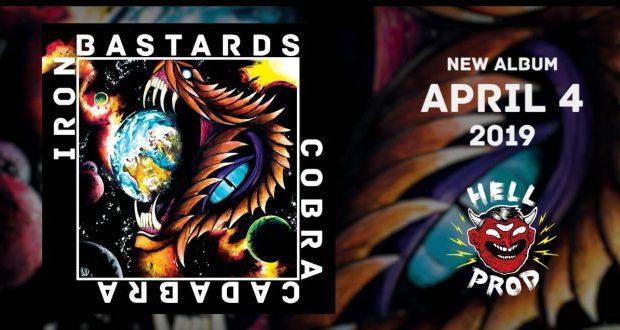 Après une année d'absence dans leur ville de cœur, les Iron Bastards sont de retour à Strasbourg pour la sortie de leur troisième album Cobra Cadabra. Un nouvel opus qui a été écrit avec une conviction : le Rock'n'Roll est toujours en vie et les Bastards le veulent rapide et lourd.