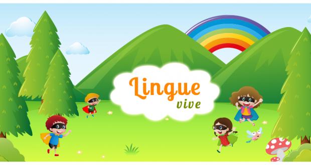 Lingue Vive (Alsace) est une application créée par une association pour la promotion des langues régionales. Elle a pour principe d'apprendre aux enfants de 2 à 6 ans l'alsacien à travers un imagier trilingue.
