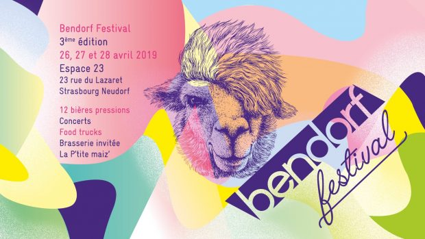 Jamais deux sans trois… Après les deux premières éditions, qui ont remporté un franc succès, le Bendorf Festival revient du 26 au 28 avril à l'Espace 23 à Strasbourg (Neudorf). Une fois de plus, la bière coulera à flots et de nombreux d'artistes vous feront partager leur musique et leur art.