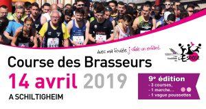 L'association Les Foulées de l'Espoir de Schiltigheim, en partenariat avec la ville de Schiltigheim et le CMCO revient le 14 avril avec la 9e édition de la Course des Brasseurs.
