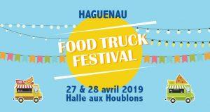 Organisé par le Lions Club, en partenariat avec la société CADO, le premier festival de Food Truck de Haguenau se tiendra à la Halle aux Houblons les 27 et 28 avril.
