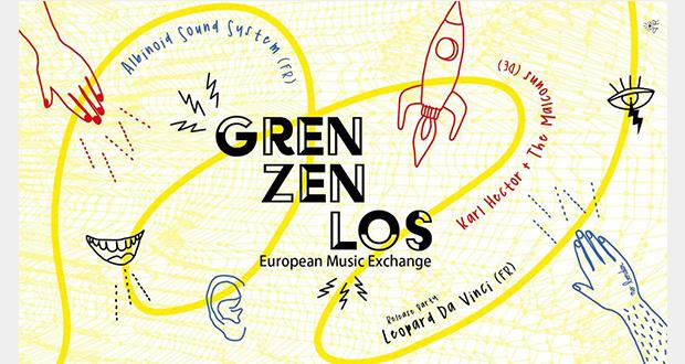 Les initiatives transfrontalières fleurissent d'années en années. C'est dans cette dynamique que sera lancé pour la première fois le festival Grenzenlos European Music Exchange, avec une première date le 20 mars à l'Espace Django.