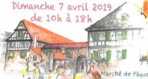 Pour la seconde fois, le groupe folklorique de Quatzenheim organise l'événement « De Osterhof - La ferme de Pâques » au sein de la magnifique et gigantesque Ferme Freysz, située au centre du village, le 7 avril.
