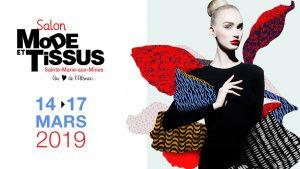Le salon Mode et Tissus, événement incontournable et unique des amateurs de mode et de textile (mais aussi pour tous les curieux), vous donne rendez-vous du 14 au 17 mars au Val d'Argent Expo à Sainte-Marie-Aux-Mines.
