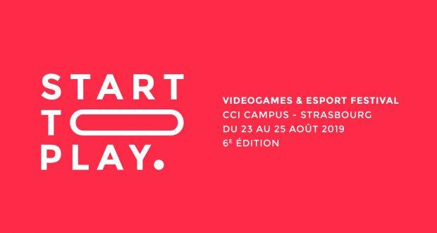 A vos agendas ! L'édition 2019 de Start To Play aura lieu du 23 au 25 août au CCI Campus Alsace à Strasbourg. Une 6e édition qui s'annonce riche en nouveautés avec une nouvelle zone dédiée au e-sport et aux tournois, mais aussi les différentes zones et animations qui font le succès de l'événement.