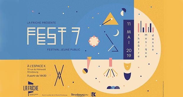 Le 11 mai, La Friche présentera à l'Espace K la première édition de son festival dédié au jeune public : Fest #7. Un festival qui sera fait de papiers, de cartons, de rien parfois, d'une maison en pain d'épices et de beaucoup d'amour.