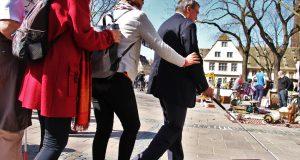 Dans le cadre des Journées Tourisme et Handicap, la Cie Le Bruit qu'ça coûte entraînera le public dans une promenade auditive et tactile : Voir avec les oreilles, le 28 avril.