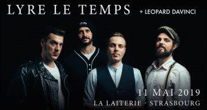 Depuis ses débuts en 2009, le groupe strasbourgeois Lyre le Temps nous embarque dans un tourbillon qui mêle swing, électro et hip hop, un peu comme si Cab Calloway faisait des claquettes sur une bordée de scratchs furieux !