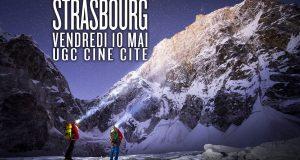 Le festival du film de montagne, Montagne en Scène, revient à l'UGC Ciné Cité de Strasbourg le vendredi 10 mai ! Au programme, des films d'escalade, de VTT, de parapente, de ski et d'alpinisme pour s'évader aux quatre coins du monde.