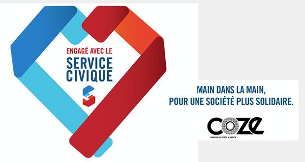 Pour la rentrée 2019, Coze Magazine, votre fidèle agenda culturel alsacien, recherche un service civique qui complètera l'équipe sur la partie Coze, mais également sur la gestion du site interactif et participatif StreetArtMap.eu.